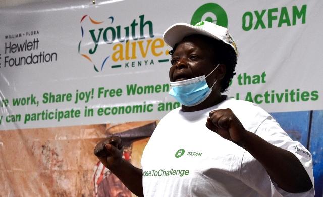 International Women's Day 8th March 2021- #ChooseTochallenge