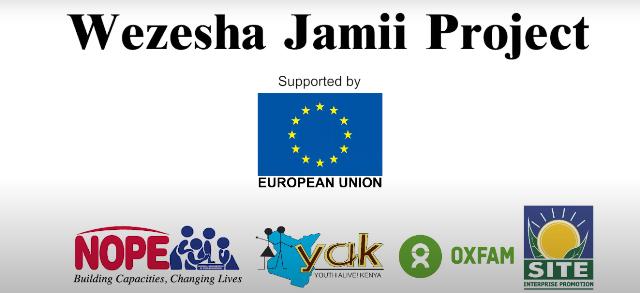 Wezesha Jamii Project