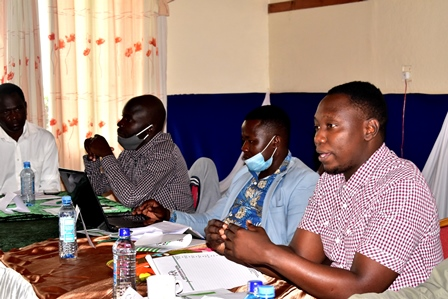 Equipping  Working groups with information, knowledge and skills to participate meaningfully in the development.