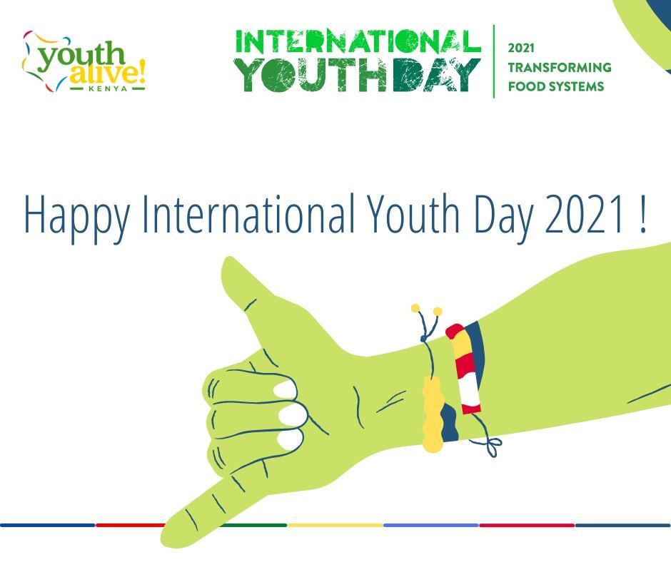 Celebrating #International Youth Day